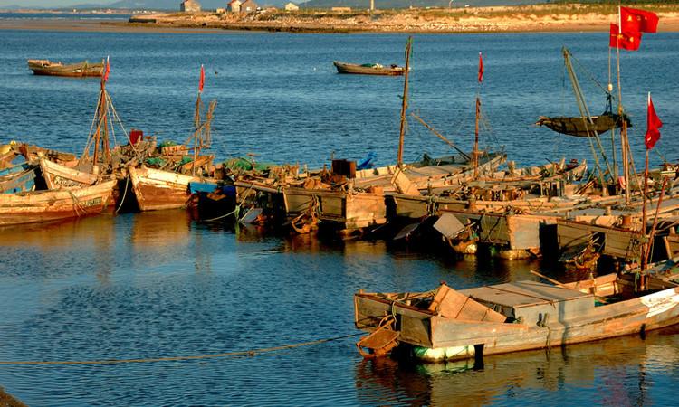 养马岛渔家大院