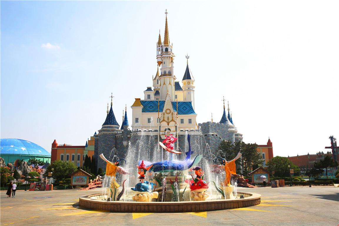 详细信息页面-蓬莱欧乐堡梦幻世界:拥抱夏日