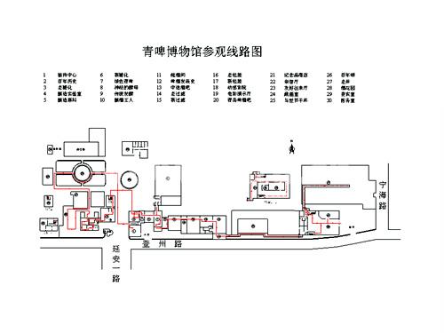 生产工艺流程区域;展示的是老建筑物,老设备及车间环境与生产