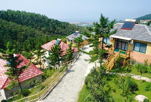 威海老虎山生态园景区