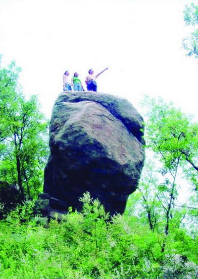 安丘五龙山景区图片