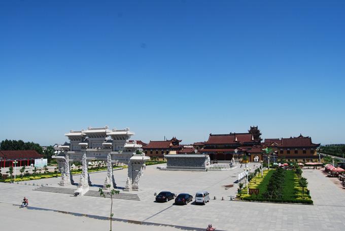 庆云海岛金山寺