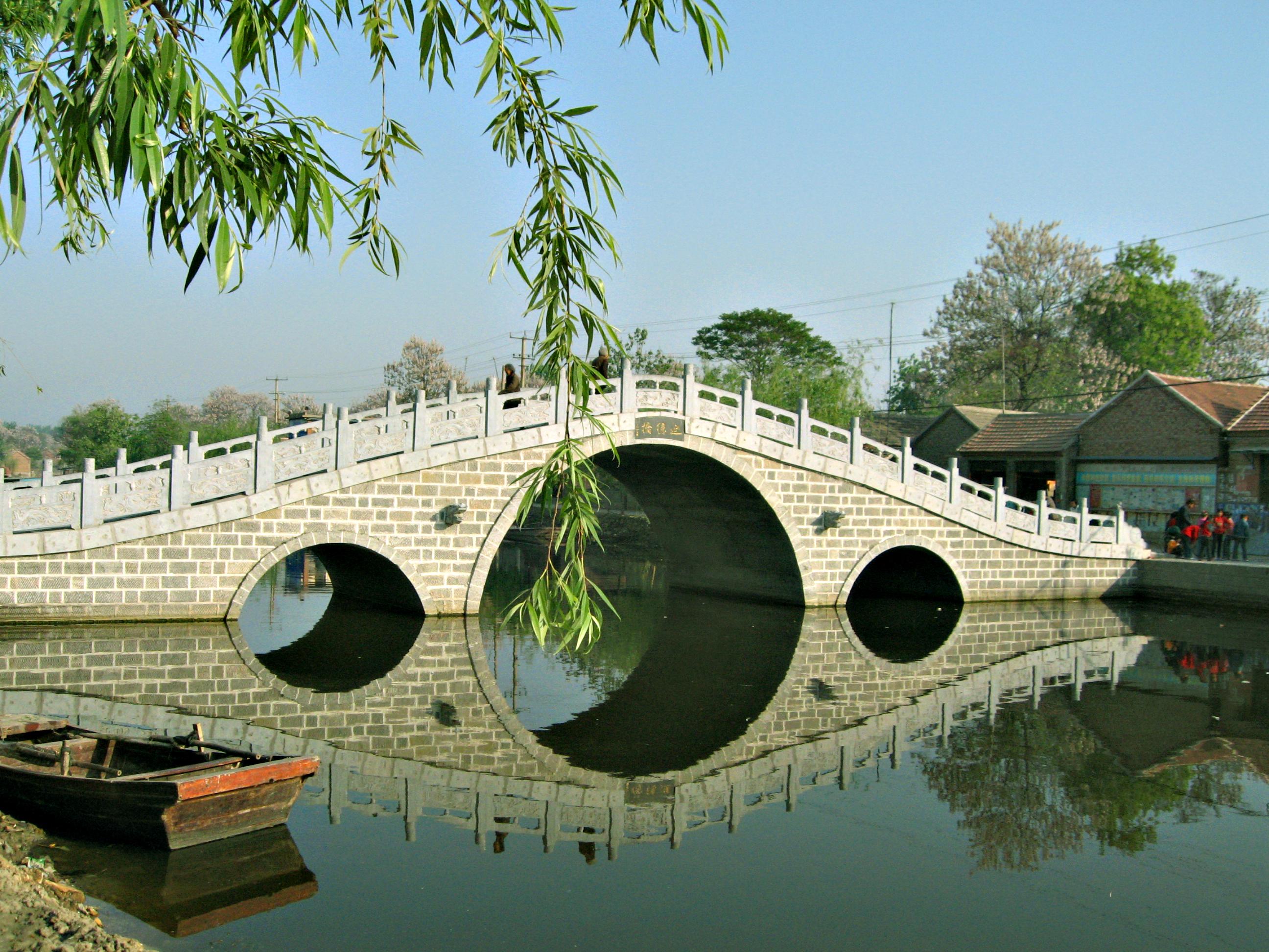 微山湖南阳古镇景区