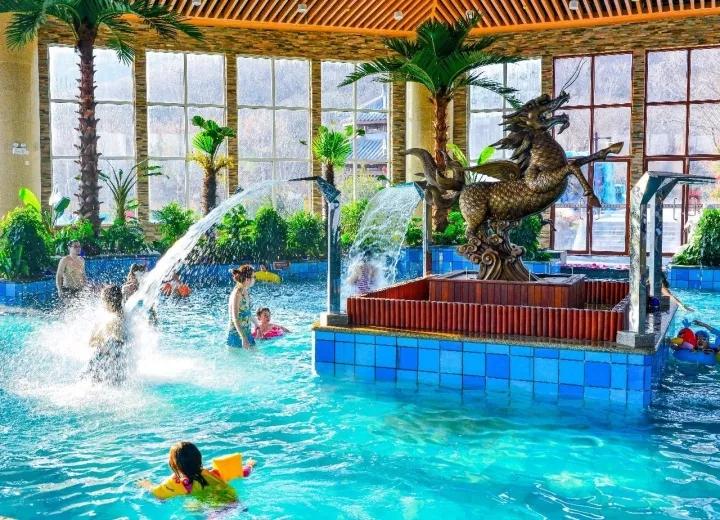 地址:青岛市黄岛区开城路藏马山国际旅游度假区内