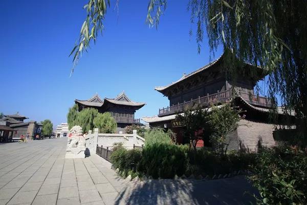 这部剧75%以上的场景 东平湖风景名胜区位于泰安市,   是《水浒传